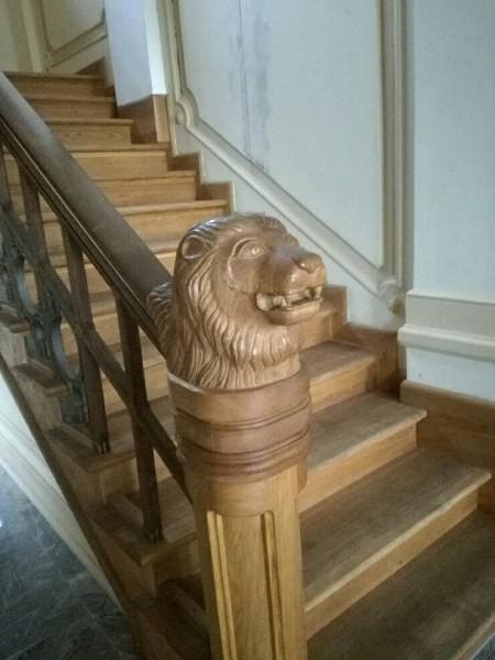 wykonczenie schodow drewnianych
